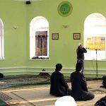 Masjid odoblari