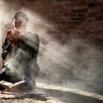 muslim-male-praying-old-mosque-silhouette-muslim-male-praying-old-mosque-lighting-smoke-background-137383452
